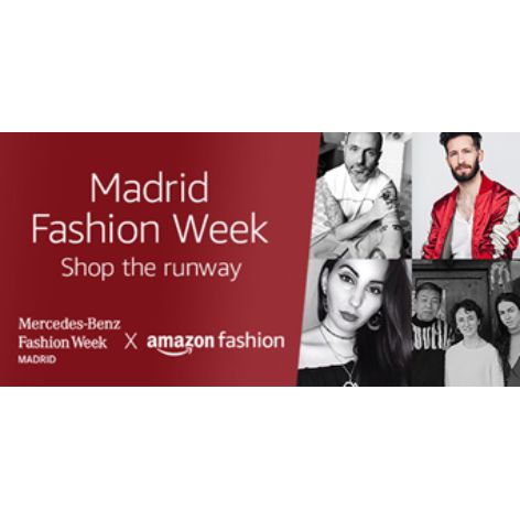 Amazon Fashion x MBFWMadrid