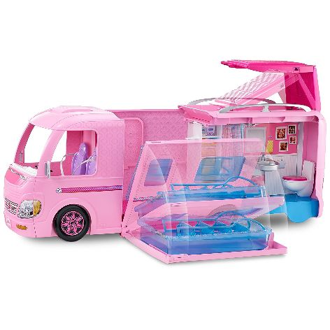 Supercaravana Barbie
